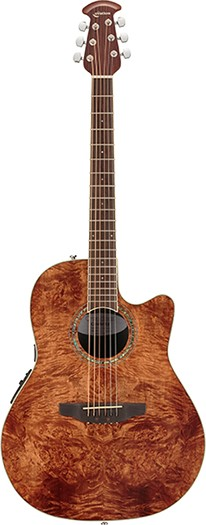 Ovation Celebrity Standard Plus CS24PNatmeg Burled Maple NBM<オベーション アコースティックギター>【商品番号 10011255 】【店頭受取対応商品】
