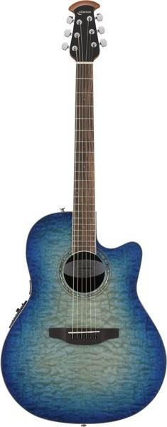 Ovation Celebrity Standard Plus Super Shallow Body CS28PRegal To Natural RG<オベーション アコースティックギター>【商品番号 100112568 】【店頭受取対応商品】