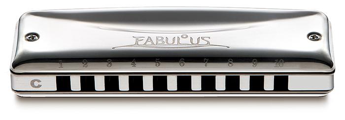 SUZUKI ファビュラス F-20E (平均律モデル)<スズキハーモニカ>【商品番号 10010405 】【店頭受取対応商品】