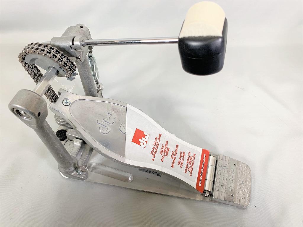 DW DW-5000AD4-R Limited Edition RETORO Single Pedal国内限定100台 ドラムシングルペダル 【長期展示特価】