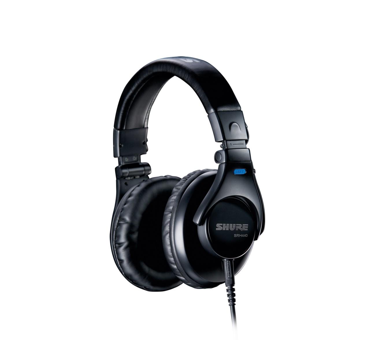 SHURE SRH440Professional Studio Headphonesプロフェッショナル・スタジオモニター・ヘッドホン