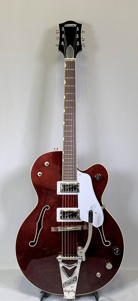 【RECOMMEND:三条本店STAGE】 Gretsch G6119T-62 VS Vintage Select Edition '62 Tennessee Rose#8482;グレッチ テネシーローズ【店頭受取対応商品】