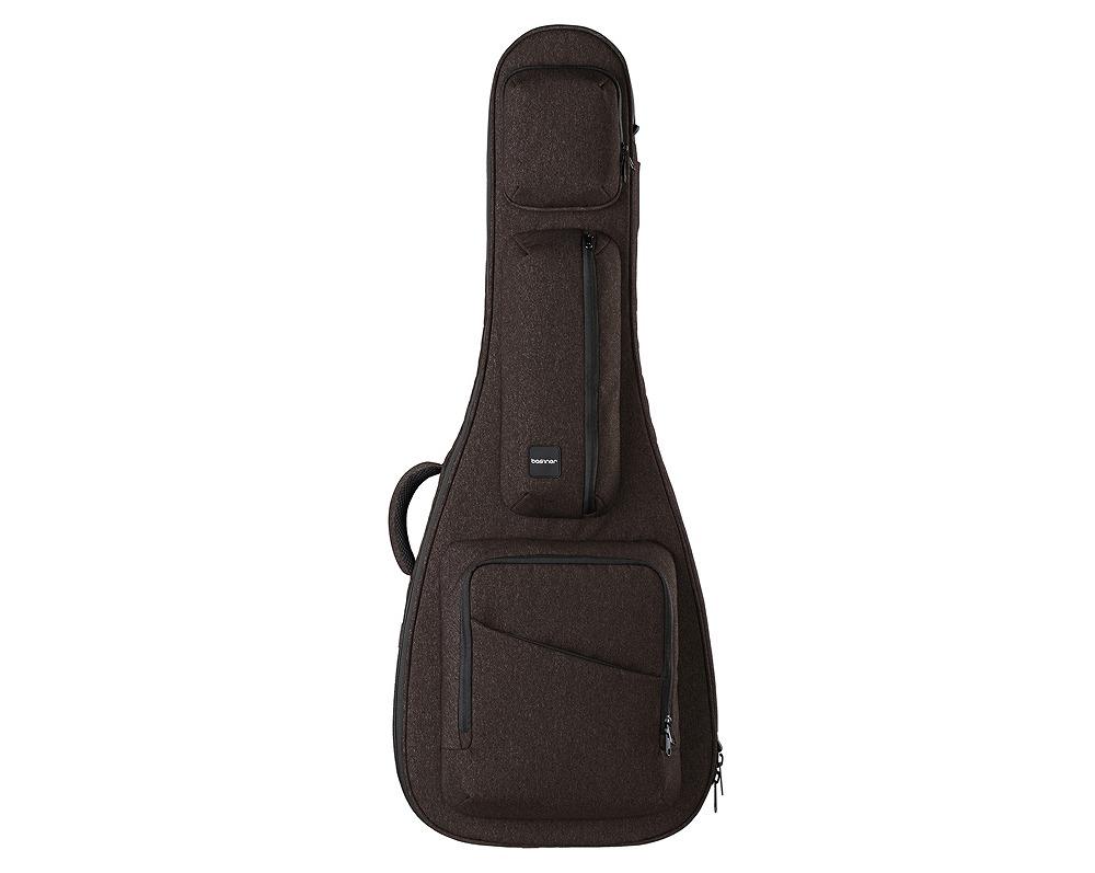 basiner ACMG-EG-RBベイシナー Rust Brown ブラウン エレキギター用ケース ギグバッグ
