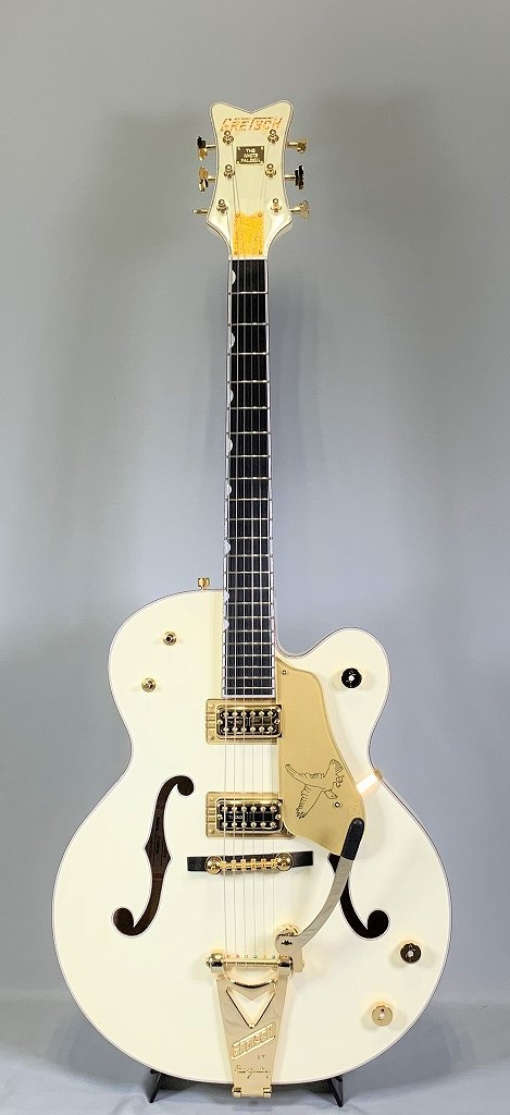 【RECOMMEND:三条本店STAGE】 Gretsch G6136T-59 VS Vintage Select Edition '59 Falcon#8482; グレッチ ホワイト ファルコン【店頭受取対応商品】