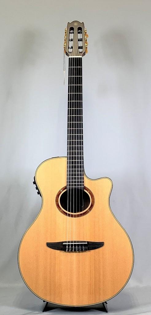 YAMAHA NTX1200R ヤマハ エレガット NTXシリーズ クラシックギター