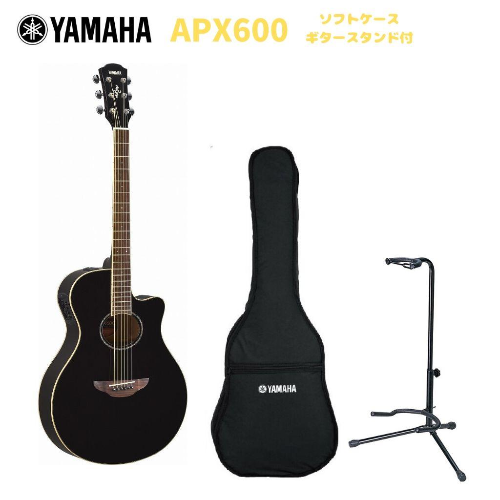 YAMAHA APX600 BLヤマハ アコースティックギター エレアコ APXシリーズ ブラック【店頭受取対応商品】