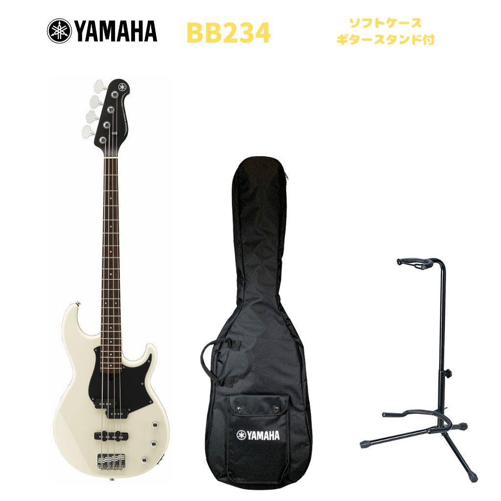 YAMAHA BB234 VWヤマハ エレキベース BBシリーズ ビンテージホワイト