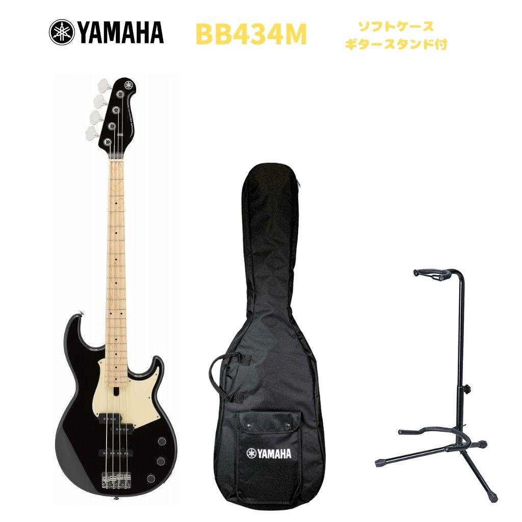 YAMAHA BB434M BLヤマハ エレキベース BBシリーズ ブラック【店頭受取対応商品】