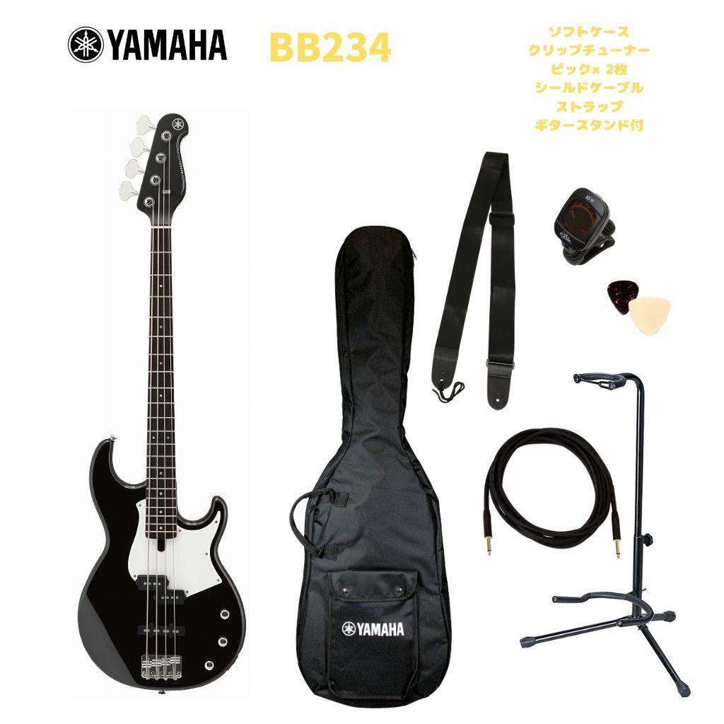YAMAHA BB234 BLヤマハ エレキベース BBシリーズ ブラック
