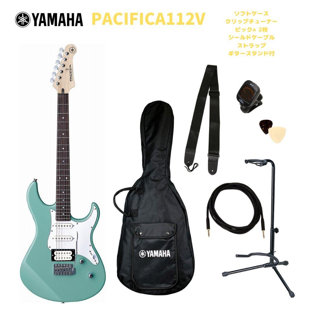 YAMAHA PACIFICA112V SOBヤマハ エレキギター パシフィカ PACシリーズ ソニックブルー
