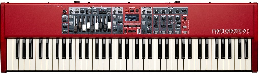 CLAVIA Nord Electro 6D 73クラビア ノード