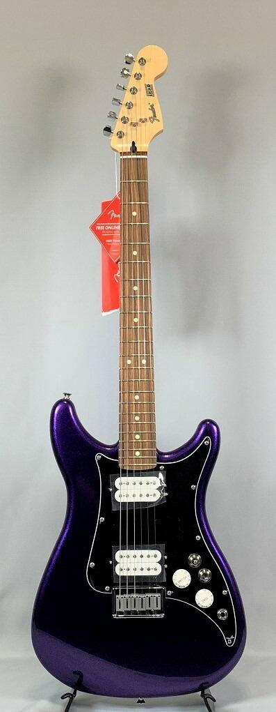 Fender Player Lead III Purple Metallicフェンダー リード3 メキシコ製
