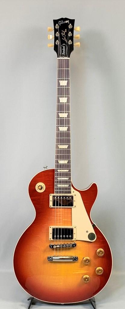 ハードケース付 Made 訳ありセール 格安 in USA Gibson Les Paul Standard Heritage レスポール サンバースト '50s エレキギター Cherry Sunburstギブソン 2020モデル