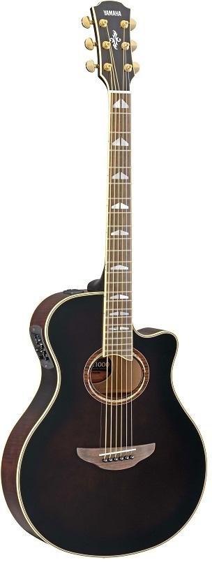 YAMAHA APX1000 MBL<ヤマハ アコースティックギター>【店頭受取対応商品】