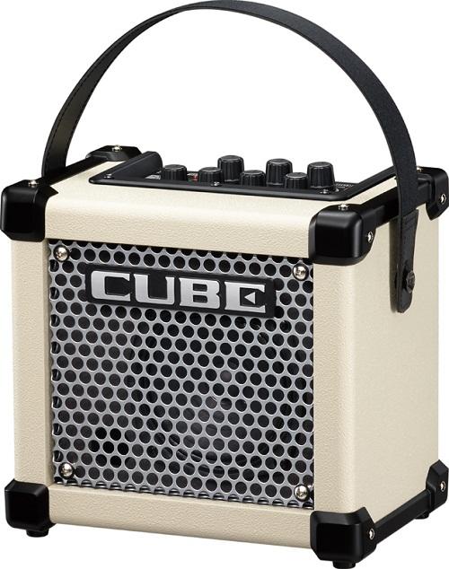 RolandMICRO CUBE-GX White<ローランド ギターアンプ>【商品番号 10002647 】【店頭受取対応商品】