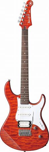 YAMAHA パシフィカ PAC-212VQM CMBヤマハ エレキギター