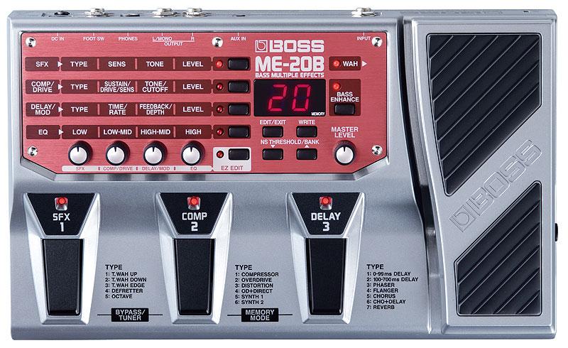 Boss ME-20B<ボス エフェクター>【商品番号 10000319 】