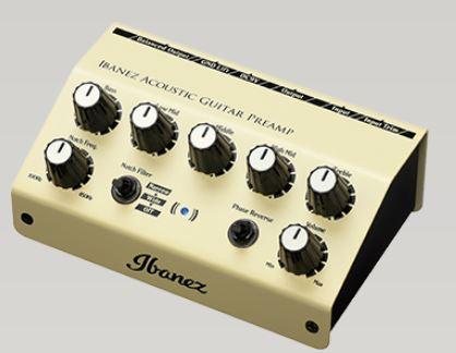 Ibanez Acoustic Guitar Pre-Amp AGP10 <アイバニーズ プリアンプ>【商品番号 10010022 】【店頭受取対応商品】
