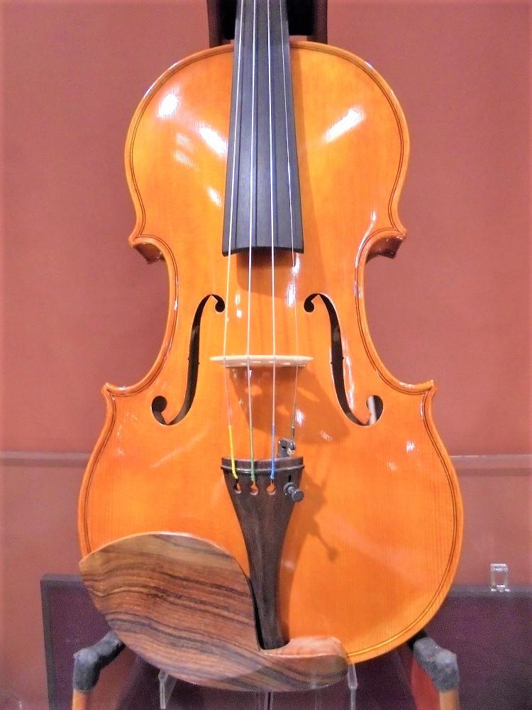 【長期在庫アウトレット】G.MALLON No.230ゲルド・マローン バイオリン