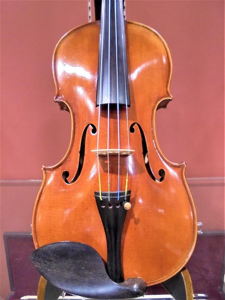 【長期在庫アウトレット】MICHAEL STROBL 1937 マイケル・ストロブル バイオリン