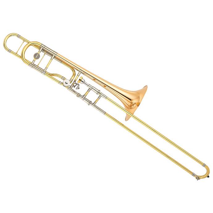 <title>世界のオーケストラの首席奏者をも深くうなずかせる音色と響き YAMAHA YSL-882GO ヤマハ テナーバストロンボーン 卓出</title>