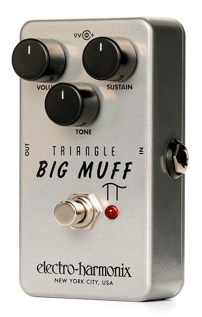 Electro Harmonix Triangle Big Muff Pi Distortion / Sustainerエレクトロ ハーモニクス エフェクター ビックマフ【店頭受取対応商品】