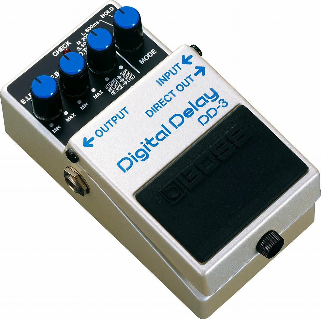 BOSS DD-3 Digital Delayボス エフェクター デジタルディレイ
