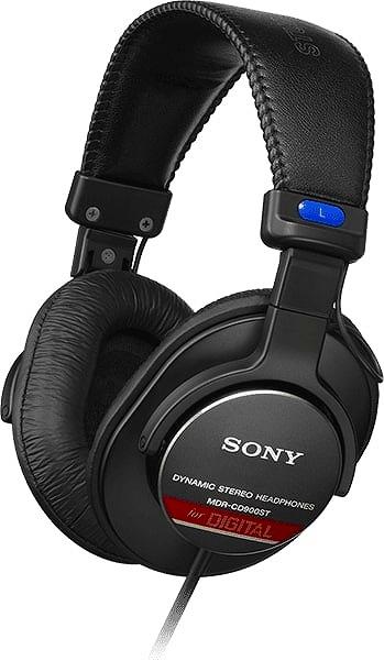 内祝い 密閉型のスタジオモニターヘッドフォン SONY MDR-CD900STモニターヘッドホン 超人気