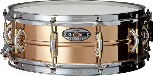 Pearl(パール) SensiTone Premium STA1450PB<パール スネアドラム>【店頭受取対応商品】