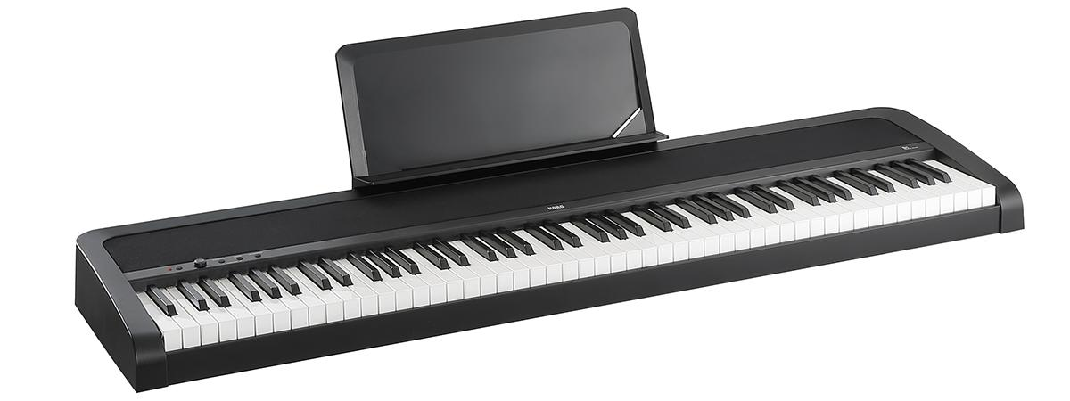 KORG B1 BK コルグ 電子ピアノ【店頭受取対応商品】