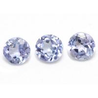 ルビー サファイア エメラルド ダイヤモンドなど高品質宝石は当店へ 激安通販専門店 宅配便送料無料 ラウンド1.8mm前後 10石 宝石 ルース ストーン タンザナイトのリーズナブル