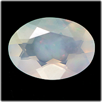 【キャッシュレス5%還元】オパール 宝石 ルース 0.37CT