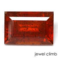 【レアストーン価格変更中】オレンジカイヤナイト 宝石 ルース 2.23CT