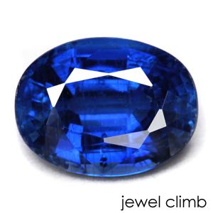 【キャッシュレス5%還元】ロイヤルブルーカイヤナイト 宝石 ルース 1.68CT