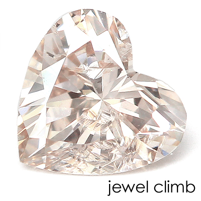 お買い物マラソンピンクダイヤモンド 宝石 ルース 0.114CT