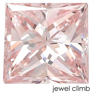お買い物マラソンピンクダイヤモンド 宝石 ルース 0.040CT