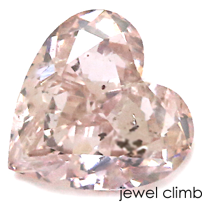 お買い物マラソン【4/29までシンプル加工が無料!】ピンクダイヤモンド 宝石 ルース 0.340CT