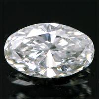 お買い物マラソンダイヤモンド 宝石 ルース 0.37CT