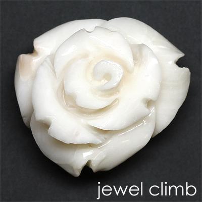 【15%OFF適用済み】ホワイトコーラル(さんご) 宝石 ルース 23.60CT