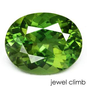 【15%OFF適用済み】グリーンアパタイト 宝石 ルース 3.17CT