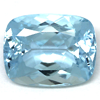 アクアマリン 宝石 ルース 7.39CT