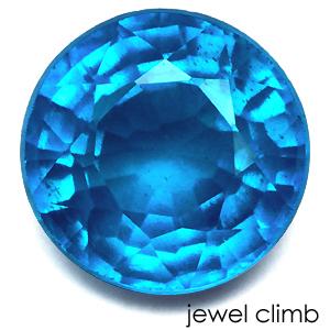 スーパーセール期間限定 ネオンブルーアパタイト 宝石 宝石 0.42CT ルース ルース 0.42CT, リラの女王様:7f77593c --- cpps.dyndns.info