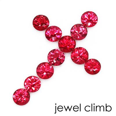 送料無料 人気ブランド 未来を見抜く目を持つ宝石 出色 ? 限定クロスパック クロスパック1.82CT 宝石 レッドスピネル ルース