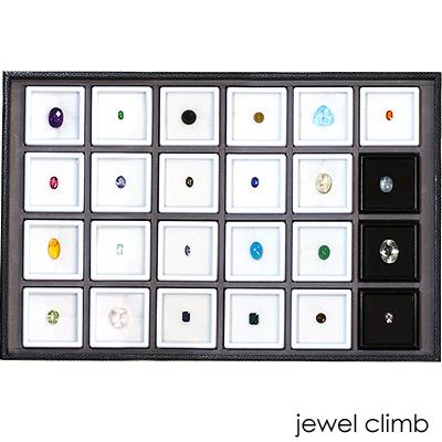 【送料無料】24ピースジェムコレクションボックス3