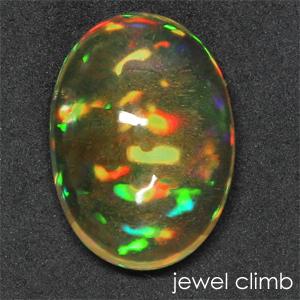【加工にお勧め価格変更中】メキシコオパール 宝石 ルース 0.82CT