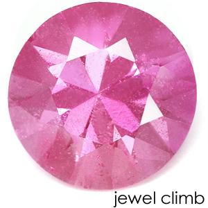 【加工にお勧め価格変更中】ピンクサファイア 宝石 ルース 0.58CT