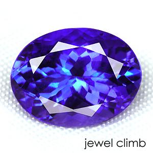 高品質タンザナイト 宝石 ルース 2.03CT