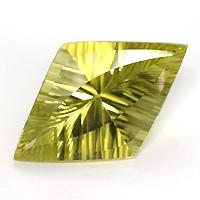 100%品質 レモンシトリン 宝石 ルース 11.69CT, マシコマチ 479935cb