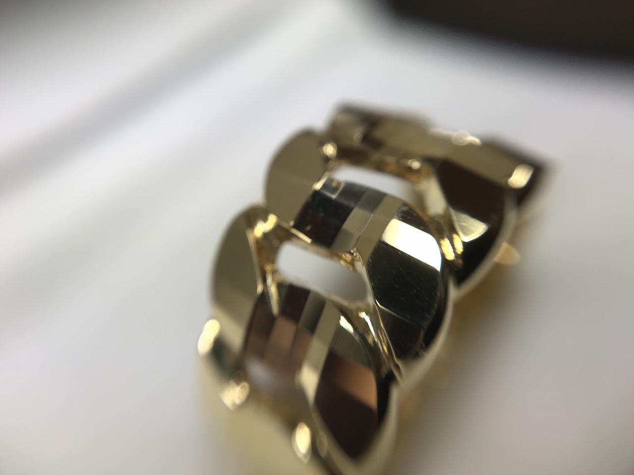 【送料無料】K18 18金 ゴールド 喜平 キヘイ リング 指輪 オーダーメイド 幅広 キラキラ メンズ 男性用 レディース 女性用 太め ごつい ギラギラ ティンクルカット ブライダル 結婚指輪 マリッジリング 重い ペアリング 結婚記念日 個性派 派手
