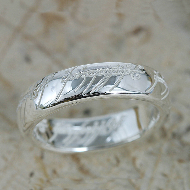 Lord of the rings Hobbit: an unexpected adventure The One Ring (the one) • silver ring • load-of-the-ring toy Accessories The Lord of the Rings gift gift